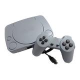 Consola Poly Polystation 8 Bit Tipo Ps2 Blanco Nintendo
