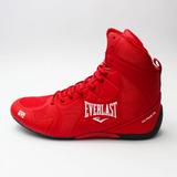 Botas Para Boxeo Ultimate Everlast - Rojo