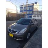 Nissan Versa Avance Automatico