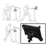 Soporte Para iPad Tablet Para Base Pedestal Micrófono