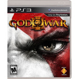 God Of War 3 Ps3 Original Físico En Ingles