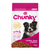 Chunky Adulto Cordero 12 Kg - kg a $9642