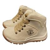 Botas Zapato Para  Niño Tallas 21-32 Fabricación Colombiana