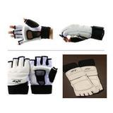 Kit De Guantes Y Empeineras De Taekwondo