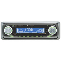 Radio Carro Pioneer Deh P2650 Super Tuner Iii D Cd Am/fm