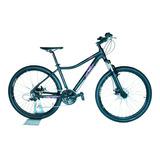 Bicicleta Mujer Niña Gw Deer 27.5 Shimano 21v Freno + Regalo