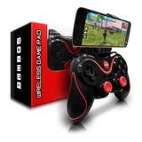 Control Gamepad Bluetooth Celular Android Pc, Tv Box