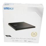 Unidad Dvd Externa Ultra Slim Quemador Externo Liteon Usb