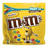 Chocolate De Maní Mars® M&m's Party Pack 42oz