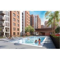 Apartamento Valle Del Lili 3 Habitaciones 2 Baños Piscina