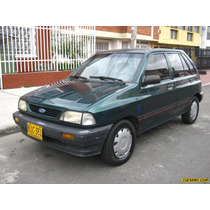 Ford Festiva Casual Mt 1300cc 5p