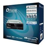 Plextor 24x Sata De Dvd/rw De Doble Capa Unidad Grabadora De