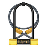 Candado Bicicleta Onguard Bulldog 8015 M Tipo U Lock