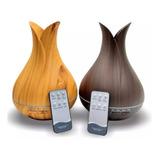 Difusor De Aromas Control Remoto Aromaterapia + Esencia