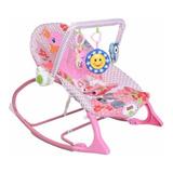 Silla Mecedora Para Bebés Vibradora Musical Anti Reflujo