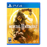 Mortal Kombat 11 Ps4 Físico Latina Mk11 Playstation
