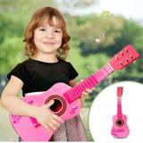 Guitarras Acusticas  Para Niños+forro+diseños Nuevos