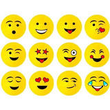 Yellow Emoji Professional Quality Highvisibility Distancia G
