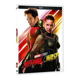 Dvd Ant-man And The Wasp  - Avengers