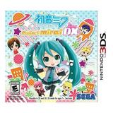 Hatsune Miku: Proyecto Mirai Dx - Nintendo 3ds
