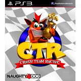 Crash Ctr Ps3 Crash Carreras Team Racing Ps3 Completo Ps3