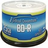 Blue Ray Discos Virgenes Optical 6x 25gb Bd-r 50 Unidads