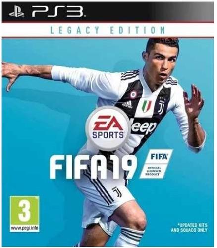 Fifa 19 Juego Digital Para Ps3