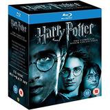 Harry Potter: Colección Completa 8 Películas Blu-ray 11 Disc