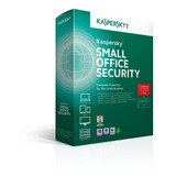 Kaspersky Small Office Security 10 Pc 1 Año Envio Digital