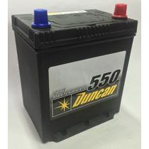 Bateria Duncan N40r-550 Borne Grueso Kia Hyundai Suzuki