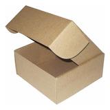 Cajas De Cartón 20 X 20 X 9 Cm