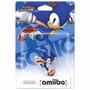 Figura Orignal Nintendo Wii 3ds Amiibo Sonic