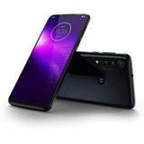 Motorola One Macro 64gb Ram 4gb Triple Cam