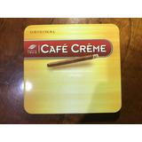 Tabaco Cafe Creme Holandes Lata Por 10unid Original/coffe/bl