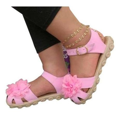825a5b55 Hermosas Sandalias Para Niña Kids Calidad Colombiana