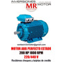 Motor Electrico 200 Hp 1800 Rpm 220/440 V