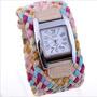 Reloj Pulsera Dama Vintage Regalo Hermoso
