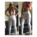 Conjunto Nike Leggins + Camiseta + Obsequio Suplex Gym Yoga