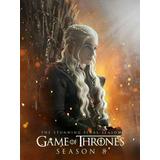 Serie Game Of Thrones Todas Las Temporadas  Digitales + Libr