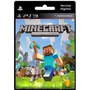 Minecraft Ps3 Formato Digital Original Entrega Inmediata Psn