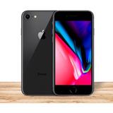 iPhone 8 64gb Negro Gold Silver Libre 4g 12 Mpx Sellado Gar