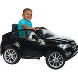 Carro Electrico Para Niños Control Remoto Bmw X6 Original