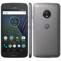 Motorola Moto G5 Plus 4g 32gb Cam12mp Octa Ram2gb Nfc Huella