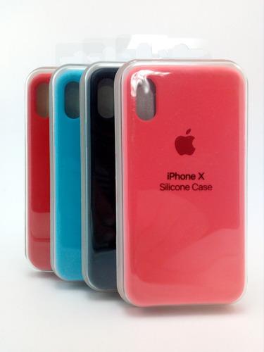 adfed96f5e9 Forro Silicone Case Origina Iphone5/5s/se 6/6s/7/7plus+vidri