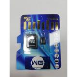 Memoria Micro Sd 128gb, Clase 10 80 Mbps