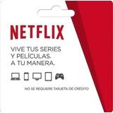 Pin Virtual / Tarjeta De Regalo Netflix - Saldo $ 20.000