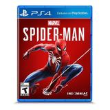 Juego Ps4 Spiderman - G0005602