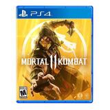 Mortal Kombat 11 - Playstation 4 Ps4 Fisico Sellado