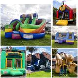 Fiestas Infantiles, Alquiler Inflables,recreacionista,sonido