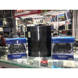 Play Station 3 Ps3 Super Slim 250gb 24juegos + 2 Controles